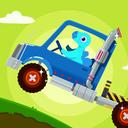 Dinosaur Truck - Simulator Games for kids