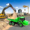 Sand Excavator Simulator Games