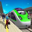 Train Simulator Free Games: City Train Driver 2020