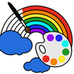 Coloring Games for Kids - Drawing & Color Book