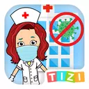 My Tizi Town Hospital - Doctor Games for Kids 🏥
