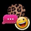 تم گرافیکی چیتا برای GO SMS