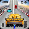 Mega Ramp Car Stunts - Multiplayer Car Games 2021