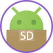 مدیریت انتقال برنامه به کارت SD