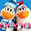 Talking Pengu & Penga Penguin - Virtual Pet