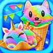 Unicorn Ice Cream Maker - Frozen Sweet Desserts