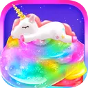 Unicorn Chef: Slime DIY Cooking Games for Girls