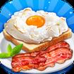 Breakfast Maker - Make Cloud Egg, Bacon & Milk