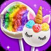Unicorn Cake Pop Maker - Sweet Fashion Desserts