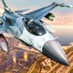 Air Fighting Jet Airplane Games 2021 - Plane Games