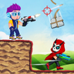 Mr Shooter Offline Game -Puzzle Adventure New Game