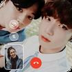 Fake Video Call : B.T.S Call You