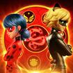 بازی دختر کفشدوزکی و گربه سیاه