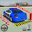 Modern Police Car Parking 2:Driving Car Games 2021