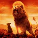 Talking Lion