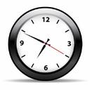 ساعت آنالوگ 8*1