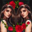 Mirror Image: Photo Collage Maker, Selfie Camera