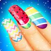 Girl Nail salon Simulator: Nail games for girls