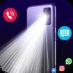 Flash Alert: Flashlight on Call and SMS