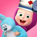 Masha and the Bear: Toy doctor