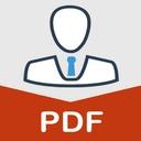 تبدیل مخاطبین به PDF