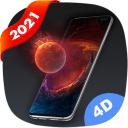 3D Parallax Live Wallpaper - 4K Backgrounds