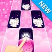 Dream Cat Piano Tiles: Free Tap Music Game 2020