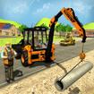 City Road Builder Construction Excavator Simulator