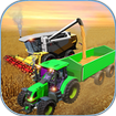 Tractor Farming Game 2020: Real Combine Harvester