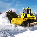 Snow Driving Rescue Plow Excavator Crane Operator