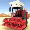 Blocky Farm Racing & Simulator - driving game