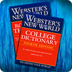 Webster College Dictionary and Roget's A-Z Thesaurus