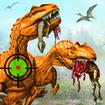 Wild Dinosaur Hunting Games: Animal Hunting Clash