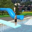 Water Slide Downhill Rush