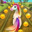 Unicorn Run Game | Runner Pony