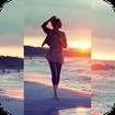Square Blur- Blur Image Background Music Video Cut