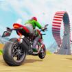 Crazy Bike Stunt: Bike Game