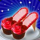 Stiletto Shoe Cupcake Maker - کفشهای کاپکیکی