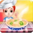 آش و حلیم ، طرز تهیه سوپ