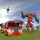 Robot Firetruck