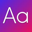 Fonts Aa - Fonts Keyboard, emoji & stylish text