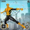 Spider Hero Miami Rope : Hero Fighting Games