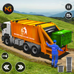 Offroad Garbage Truck: Dump Truck Driving Games