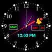 Smart Night Clock: Always on Display
