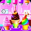 بازی تولیدی بستنی لیوانی
