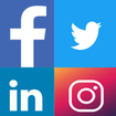 All Social Media and Social Network in one App