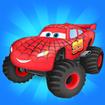 Merge Truck: Monster Truck
