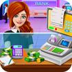 Bank Cashier and ATM Machine Simulator