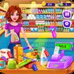 Supermarket Girl Cashier Game - Grocery Shopping