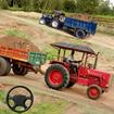 Hill Cargo Tractor Trolley Simulator Farming Game